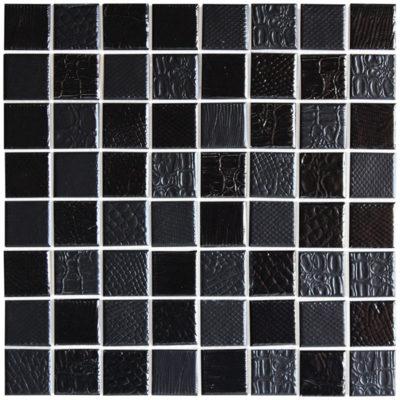 Mosaico Tesela cuadrada 27.7 x 27.7
