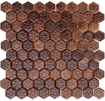 Mosaico Tesela Hexagonal 27.5 x 28.7