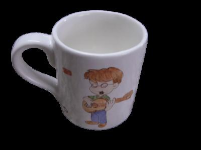 Taza infantil personalizada