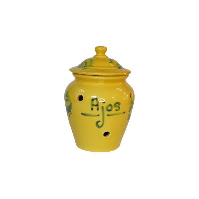 Ajera amarilla