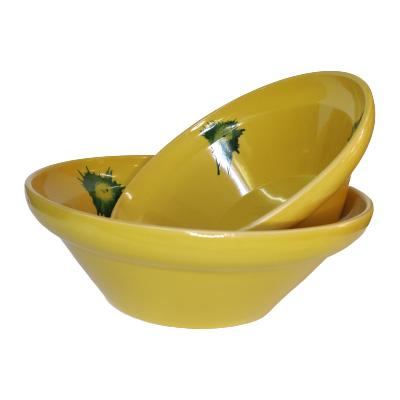 Lebrillo amarillo