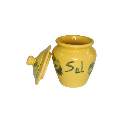 Salero amarillo
